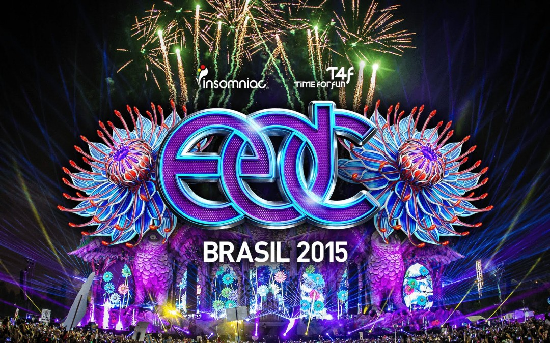 Skyfire Arts Performs at EDC Brasil 2015