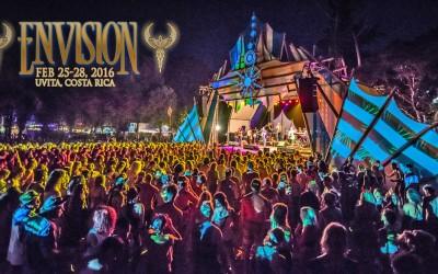 Envision Festival Fire Dance Highlights