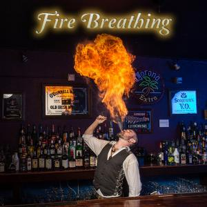 Fire Breather Eater for hire