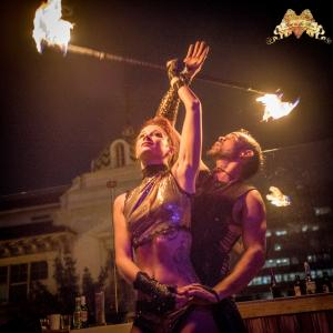 Fire Dance Classes and Instruction - Los Angeles